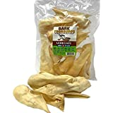 Lamb Ears Dog Chews (15 Pack) - Premium Dog Treats - Healthy Natural Rawhide Alternative