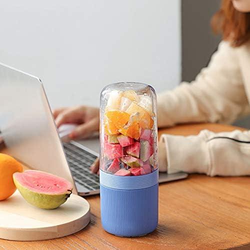 1 unid portátil licuadora portátil exprimidor de carga USB mini exprimidor de fruta exprimidor recargable