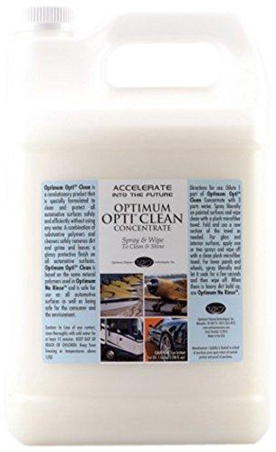 Optimum 20475 Opti-Clean 4X Concentrate, 128. Fluid_Ounces