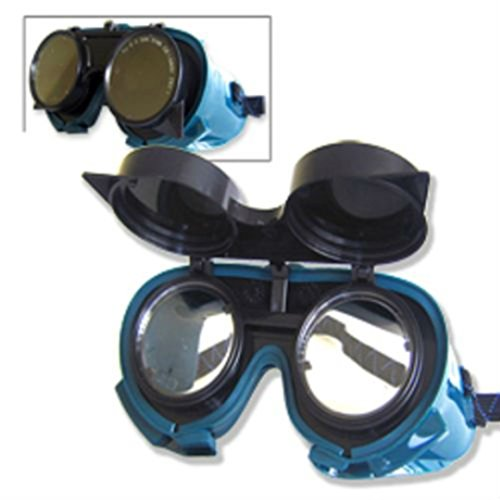 MAD SCIENTIST GHOSTBUSTERS COSTUME GOGGLES GLASSES ()