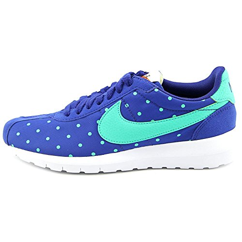 Nike Roshe Ld-1000 Afdrukken Vrouwen Ons 7 Blauwe Sneakers Uk 4,5 Eu 38