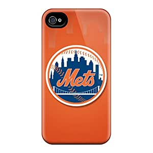 CharlesPoirier Iphone 6 Shock-Absorbing Hard Phone Case Allow Personal Design High Resolution New York Mets Series [NQI5124Srye]