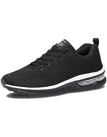 3e39b28f821a Axcone Uomo Donna Scarpe da Ginnastica Sportive Sneakers Running Basse  Basket Sport Outdoor Fitness Sneakers-