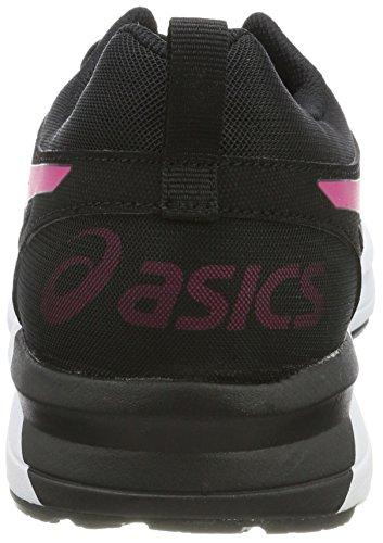 Asics Damen Gel-Torrance Laufschuhe Grau (Carbon/Pink Peacock/Black)