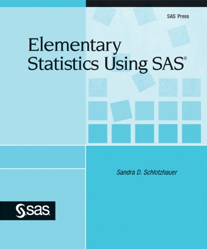 Download Elementary Statistics Using SAS Pdf