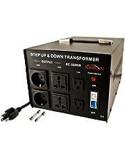 Simran AC Step Up/Down Voltage Converter Transformer
