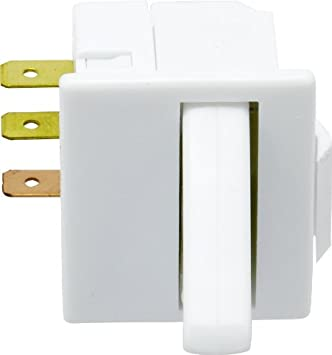 Light Switch Kit: Whirlpool 12002646 Light Switch Kit,Lighting