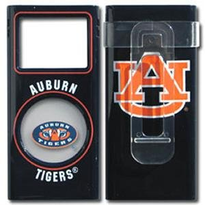 Auburn Tigers 2nd Generation Ipod Nano Cover - Tigers Nano Ipod Cover