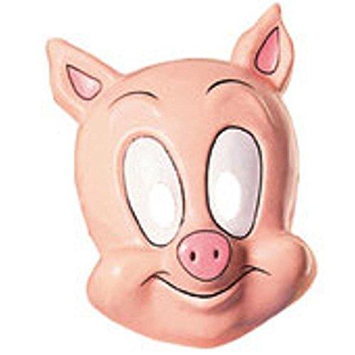 Child's Plastic Pig Halloween Costume -