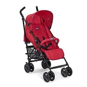 Chicco london silla de paseo 7 2 kg compacta y manejable color rojo beb - Silla paseo compacta ...