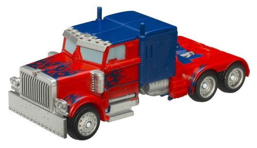 Transformers Fast Action Battlers - Double Blade Optimus Prime ()