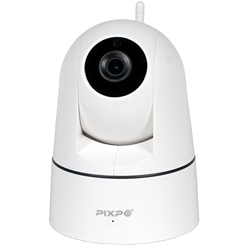 Pixpo HD IP Camera Pan Tilt Day Night Wi-Fi Support SD Card Recording For Sale