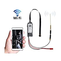 1080P WIFI Wireless Surveillance Camera Remote Real Time Monitor With Recharged Battery