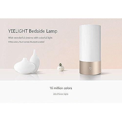 Chevet Xiaomi Lampe Yeelight Millions Couleurs De Intérieure 16 QrshCxtBd