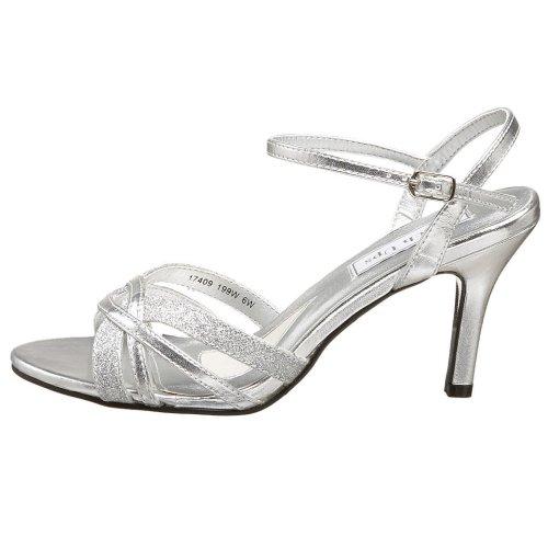 Sandal Ups Touch Women's Silver Taryn 8Uf1fWwZ