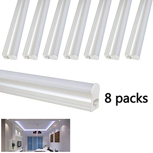 8Pack 20W T5 LED Tube Lighting,Garage Lights Ceiling for sale  Delivered anywhere in USA