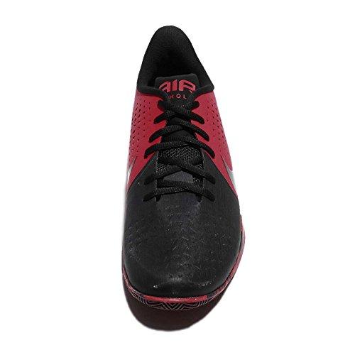 Nike Menns Luft Se Lav Basketball Sko Universitet Rød / Svart