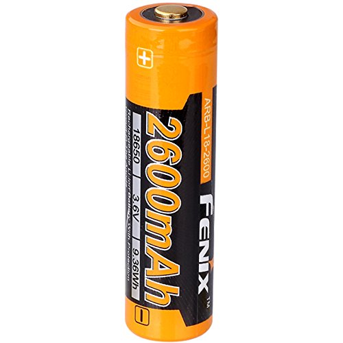 FENIX 112931 ARB L18 2600 rechargeable battery product image