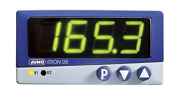Controlador de dos puntos 0 850 ° C 702043/88-888-000-23: Amazon ...