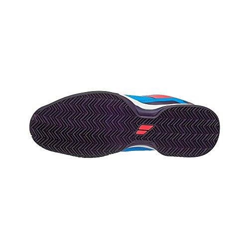 Babolat Pulsion Clay, Zapatillas de Tenis para Hombre Azul (Blue)