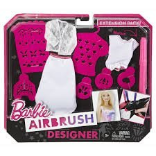 Barbie air brush designer with extension pack