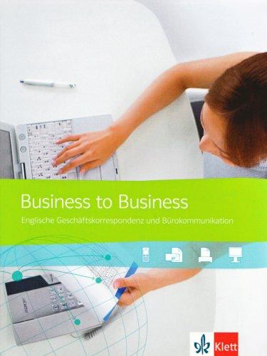 Business to Business / Schülerbuch