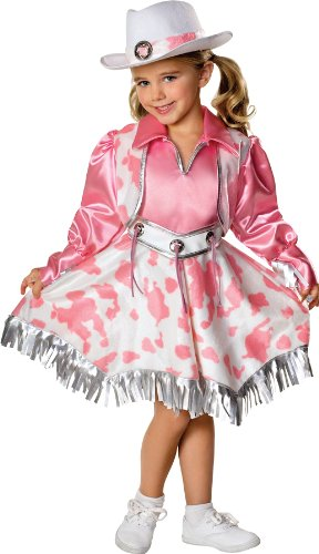 Western Diva Toddler Costume -