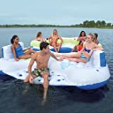 Bestway CoolerZ Inflatable 7 Person Tiki Breeze