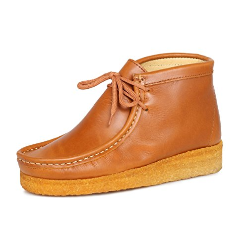 Tower London Tan Wallabee Chaussures