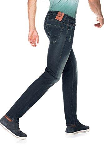 Salsa - Jeans Blaze jambe slim, délavage foncé - Homme
