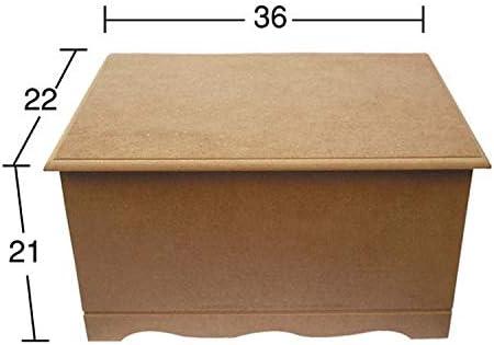 Hobby Mix Buzón de Madera Decorativa Madera Cajas Madera Caja Caja ...