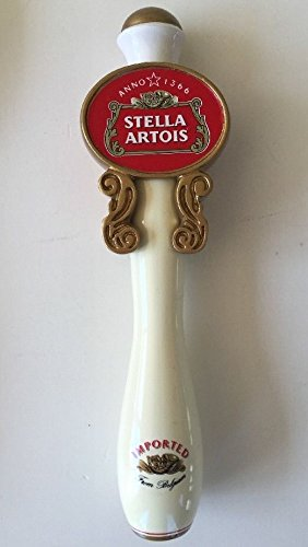 (Stella Artois 7 inch Mini Shot Gun Style Signature Tap Handle Beer Keg Marker)