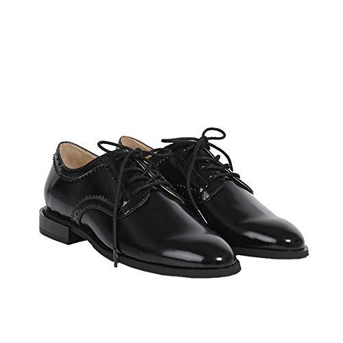 Parfois Zapatos Zapatos Parfois Zapatos Negro Blucher Mujeres Negro Mujeres Negro Blucher Parfois Blucher Parfois Mujeres 0PdwAqP