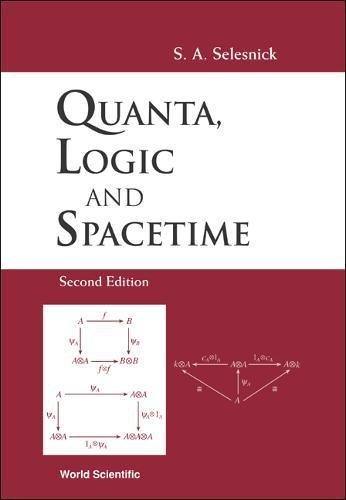 Quanta, Logic and Spacetime