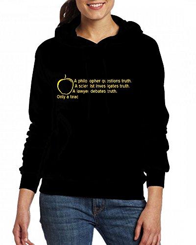 A Teacher Shares Truth Womens Hoodie Fleece Custom Sweartshirts