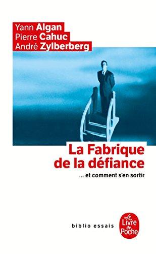 [F.r.e.e] La Fabrique De La Defiance (French Edition) E.P.U.B