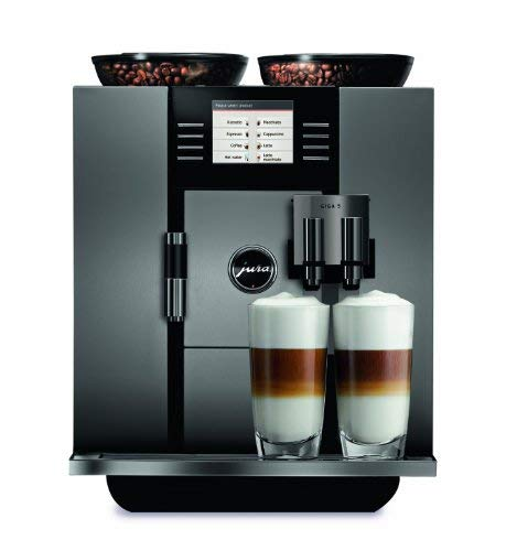 JURA GIGA 5-13623 Cappuccino and Latte Macchiato System (Certified Refurbished) by Jura-Capresso