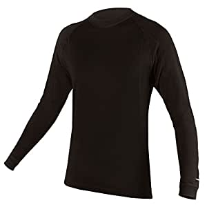 Amazon Com Endura Baabaa Merino Wool Long Sleeve Cycling