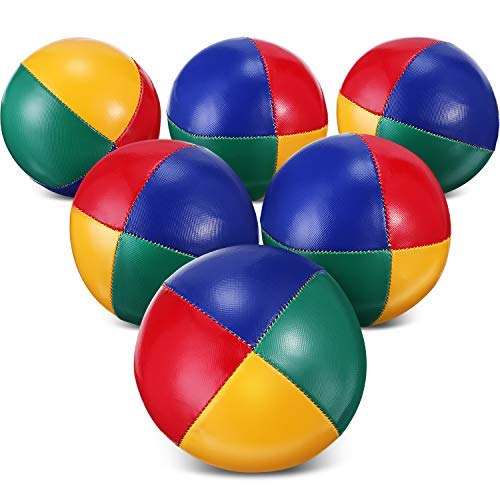 The 10 best professional juggling balls set of 6 for 2019