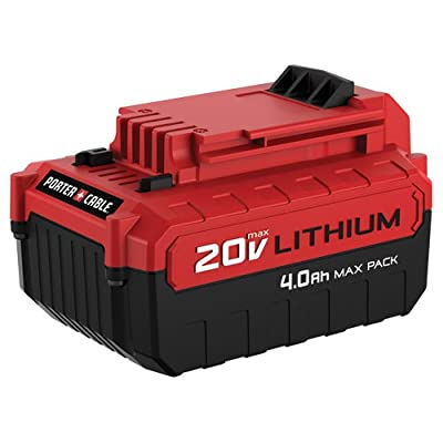 PORTER-CABLE 20V MAX Lithium Battery