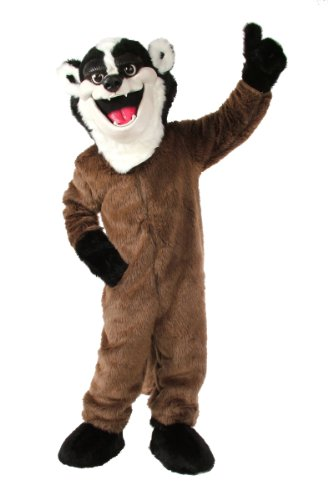 ALINCO Badger Mascot Costume]()