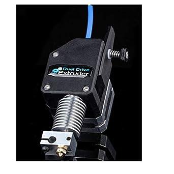 Extrusora MK8 Bowden Extrusora BMG + V6 HOTEND Extrusora de doble ...