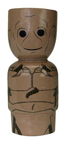 Bif Bang Pow! Guardians of the Galaxy Groot Pin Mate Wooden Figure