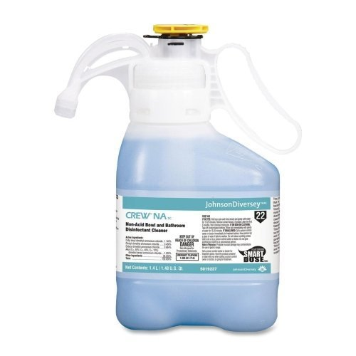 Johnsondiversey Bathroom Cleaner (JohnsonDiversey 5019237, Floor Bowl/Bathroom Disinfectant Cleaner, 1.48 Quart, Floral Scent by JohnsonDiversey)