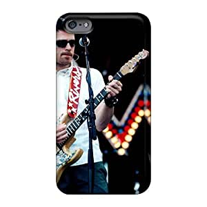 Perfect Hard Phone Case For Iphone 6plus (WKj2642oPub) Allow Personal Design Fashion Breaking Benjamin Band Pictures