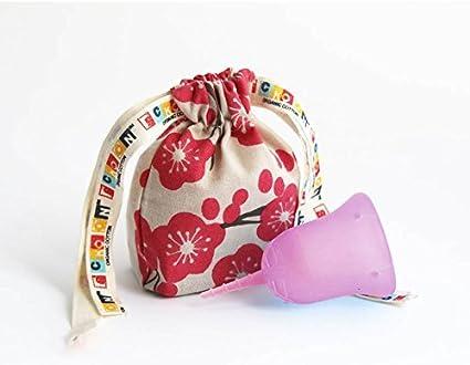 SckoonCup - Sckoon Copa Menstrual rosa - Hope Tamaño 2