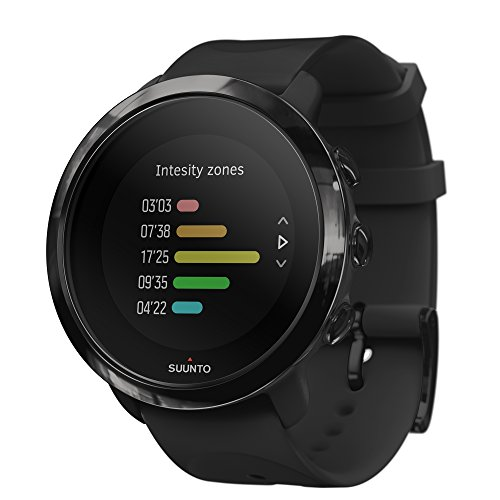 Suunto 3 Fitness Watch All Black