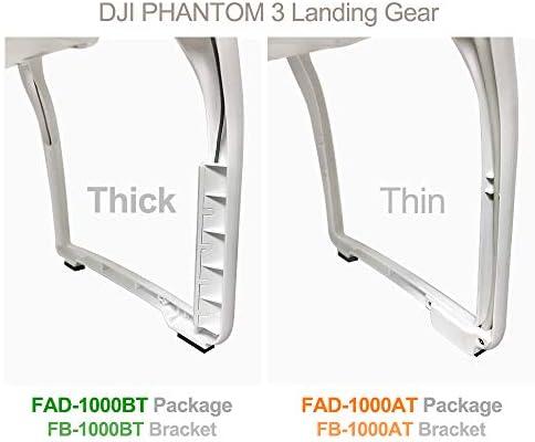FLIFLI AIRDROP FAD-1000BT Release and Drop Device for DJI Phantom 3 Professional Advanced SE 4K