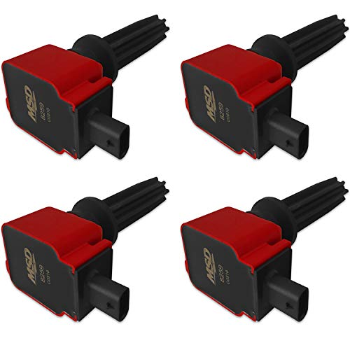 MSD 82594 Ignition Coil (Msd Ignition Coil Mustang)