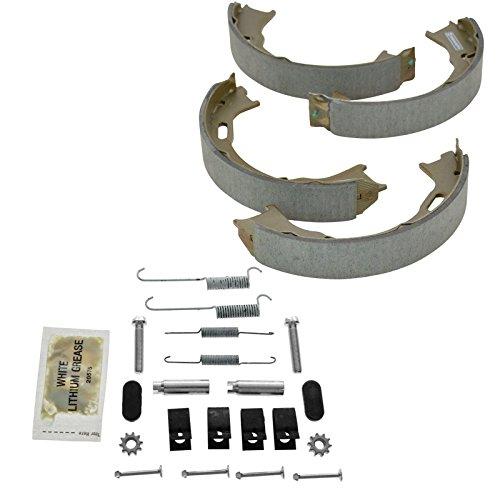 Rear Parking Brake Shoes & Hardware Kit Set for 93-98 Jeep Grand Cherokee